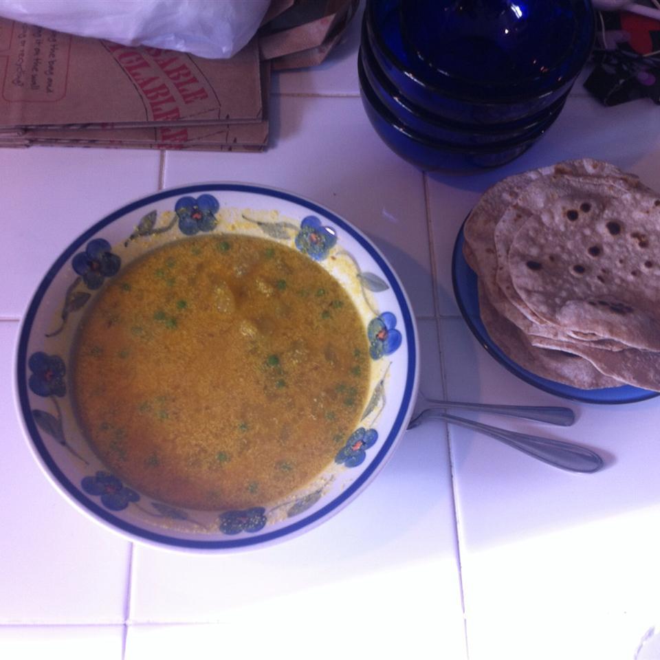 Potato Curry Jen Schaffer
