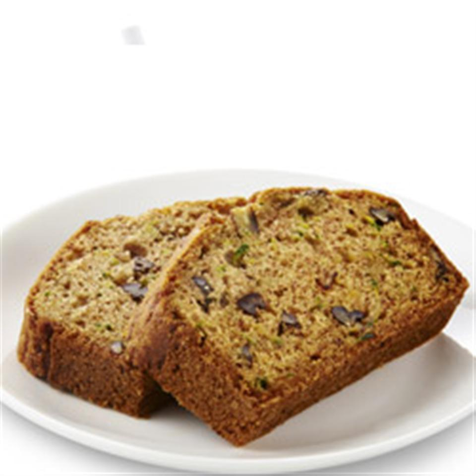 Zucchini Bread with Truvia® Baking Blend Trusted Brands