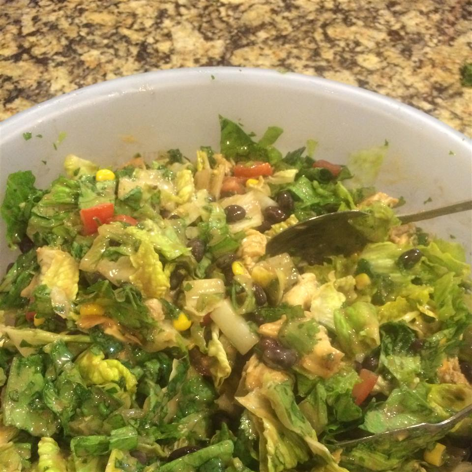 Amy's Barbecue Chicken Salad debbender