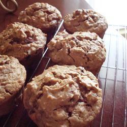 Sweet-Potato Muffins CookinginFL