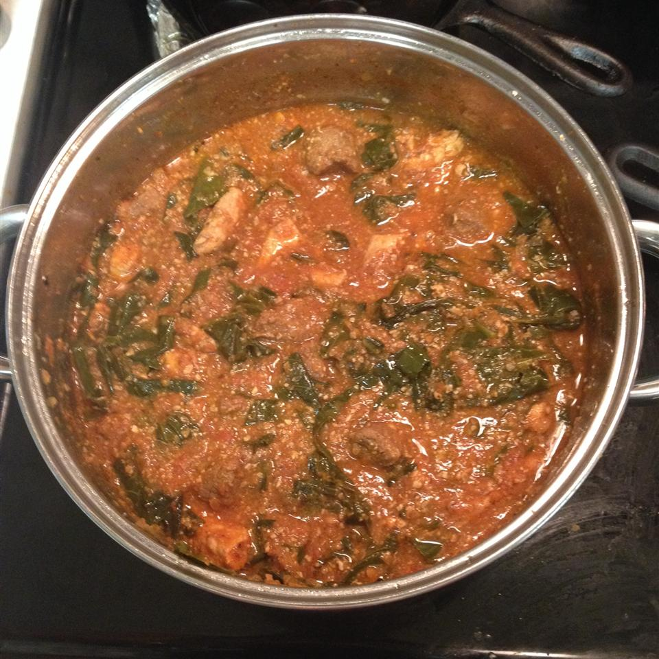 Egusi Soup Recipe Allrecipes