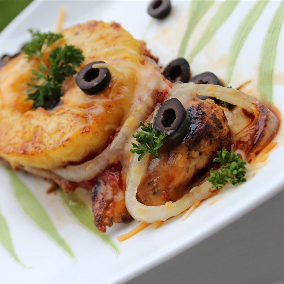 Chicken a la Pizza Jaana Smith Bauman