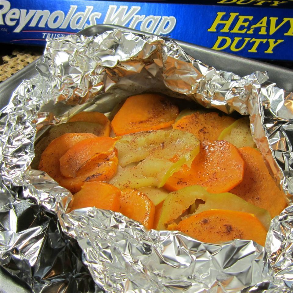 Karen's Cranberry Apple Sweet Potato Packet Deb C