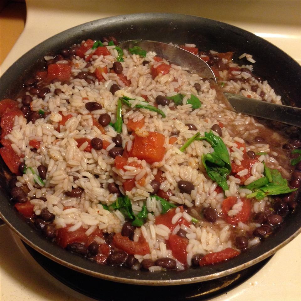 Quick Black Beans and Rice rdahlen14