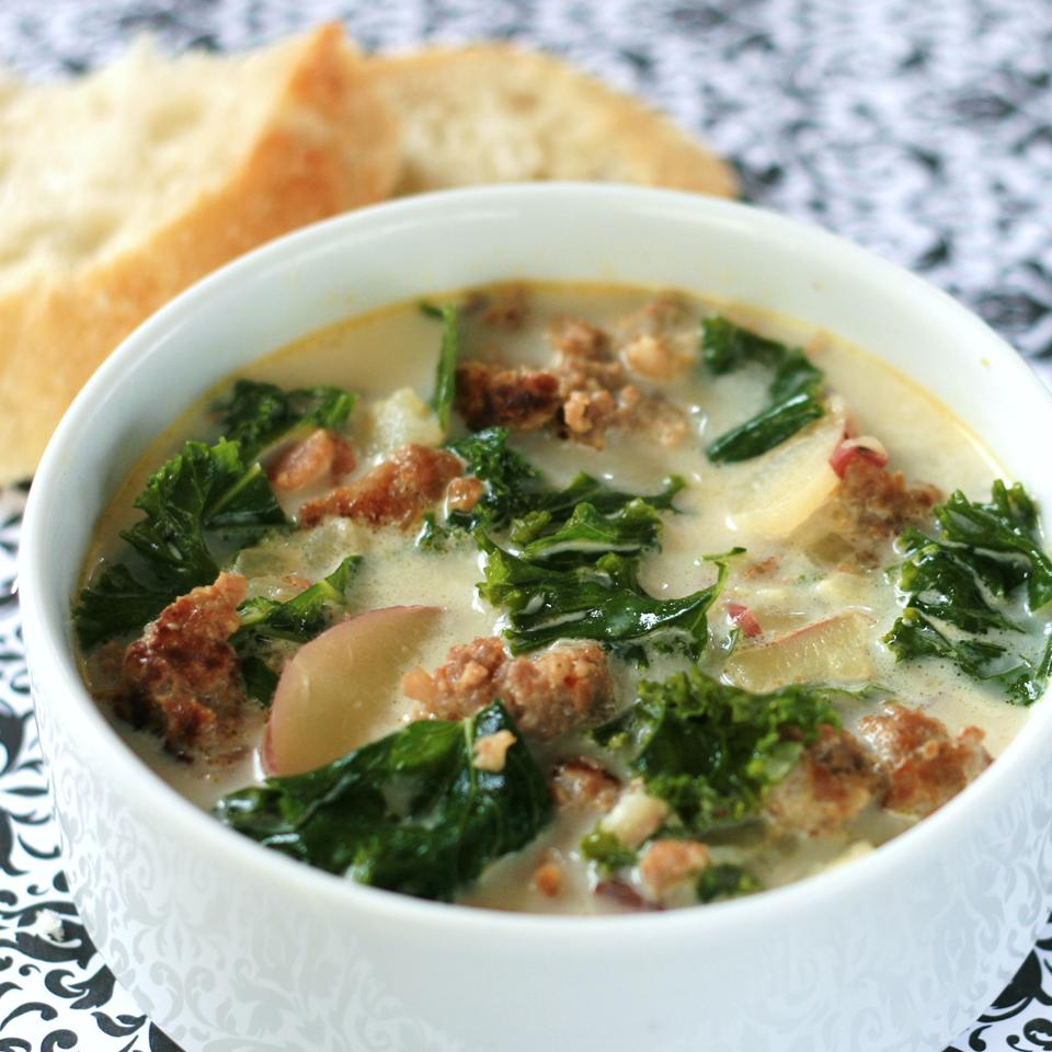 Super-Delicious Zuppa Toscana souporsweets