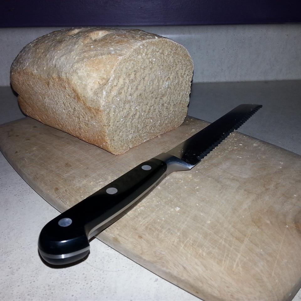 Oat Whole Wheat Bread Aunt Brebie