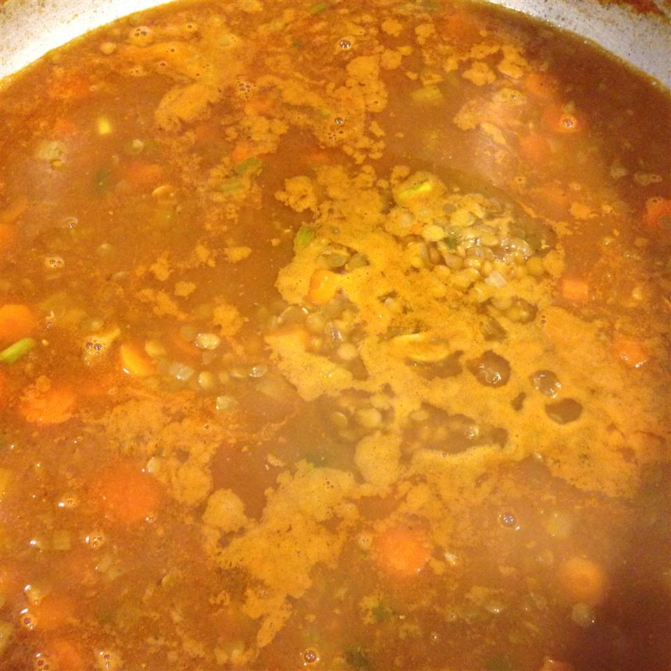 Spicy Lentil Soup gbell711