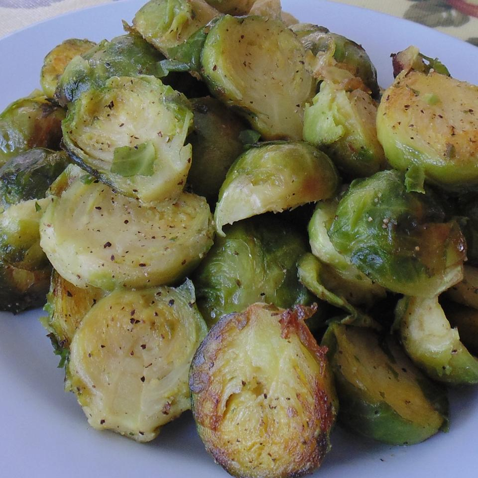 KISS: Keep it Simple (Brussels) Sprouts