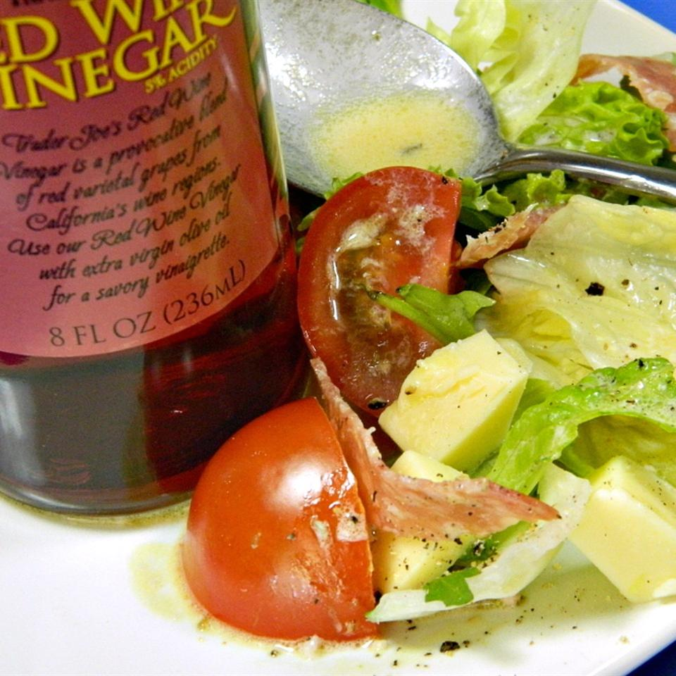 Mah's Red Wine Dressing