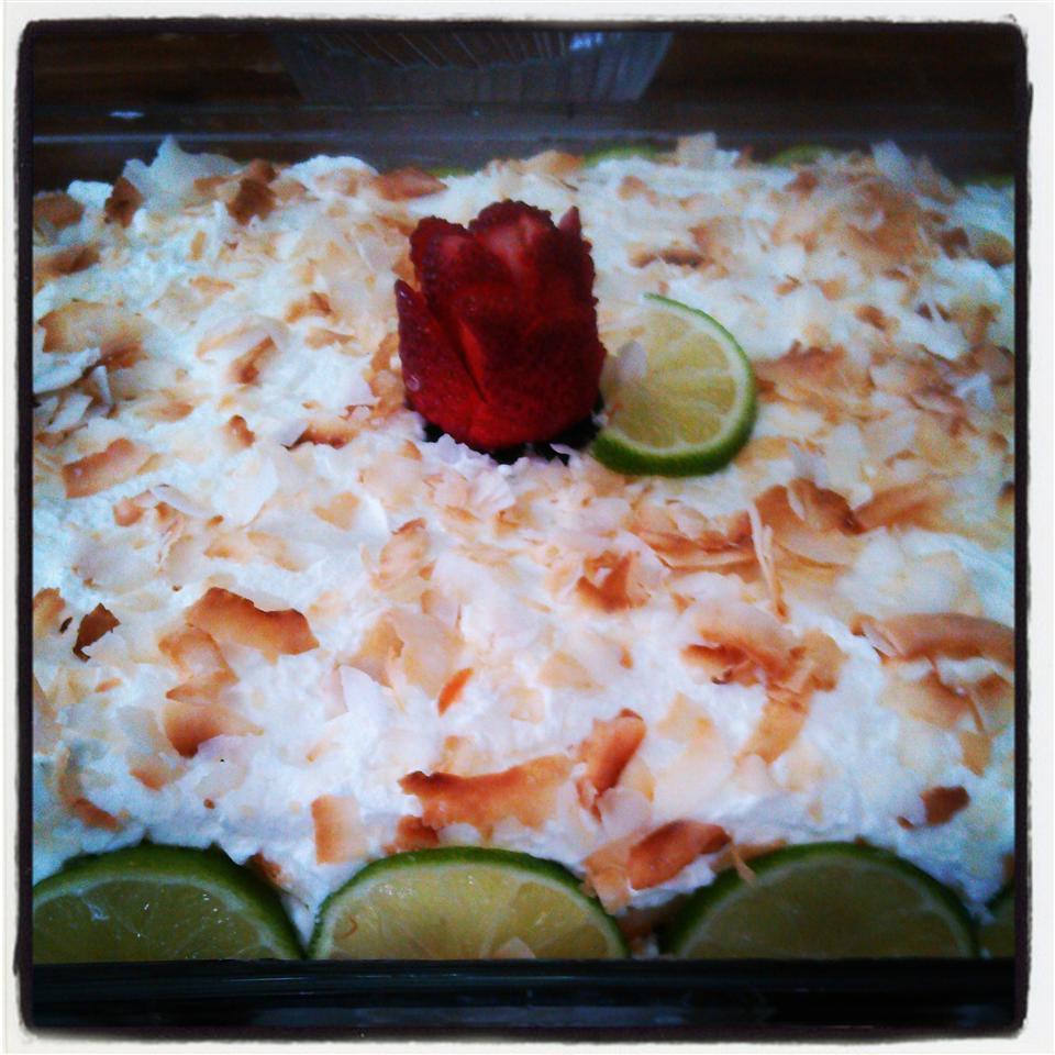 Coconut Cream Cake I