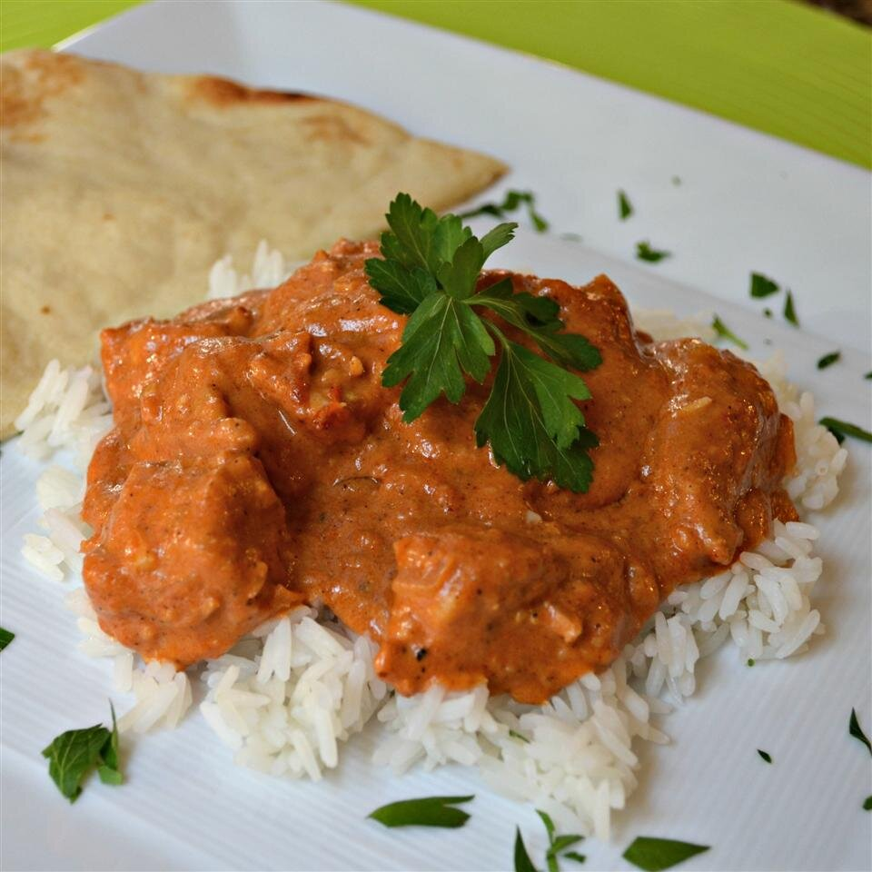 Chicken Makhani Indian Butter Chicken Recipe Allrecipes