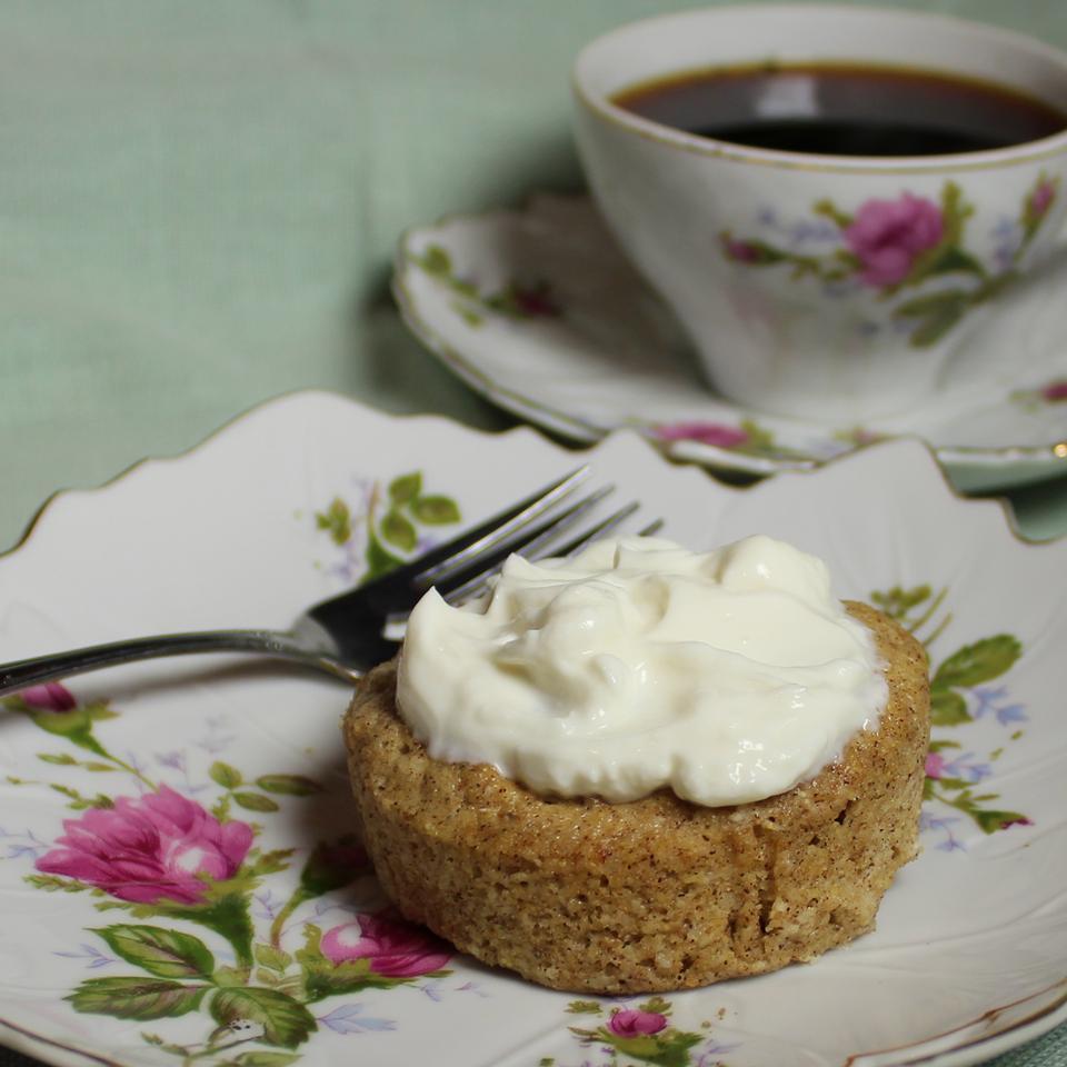Paleo One-Minute Muffin
