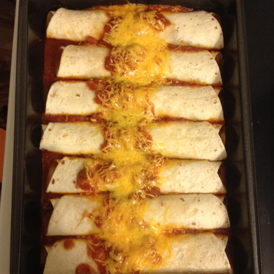 Easy Enchiladas Dave Gardner
