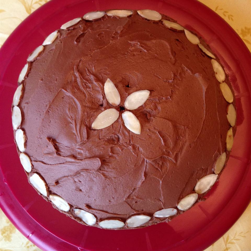 Coconut Chocolate Cake II Mkupton