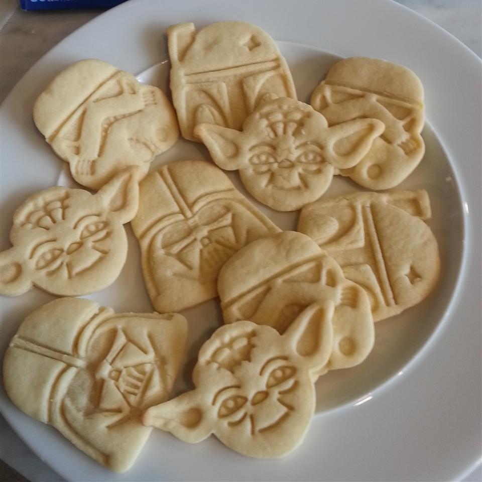 Karen's Rolled Sugar Cookies