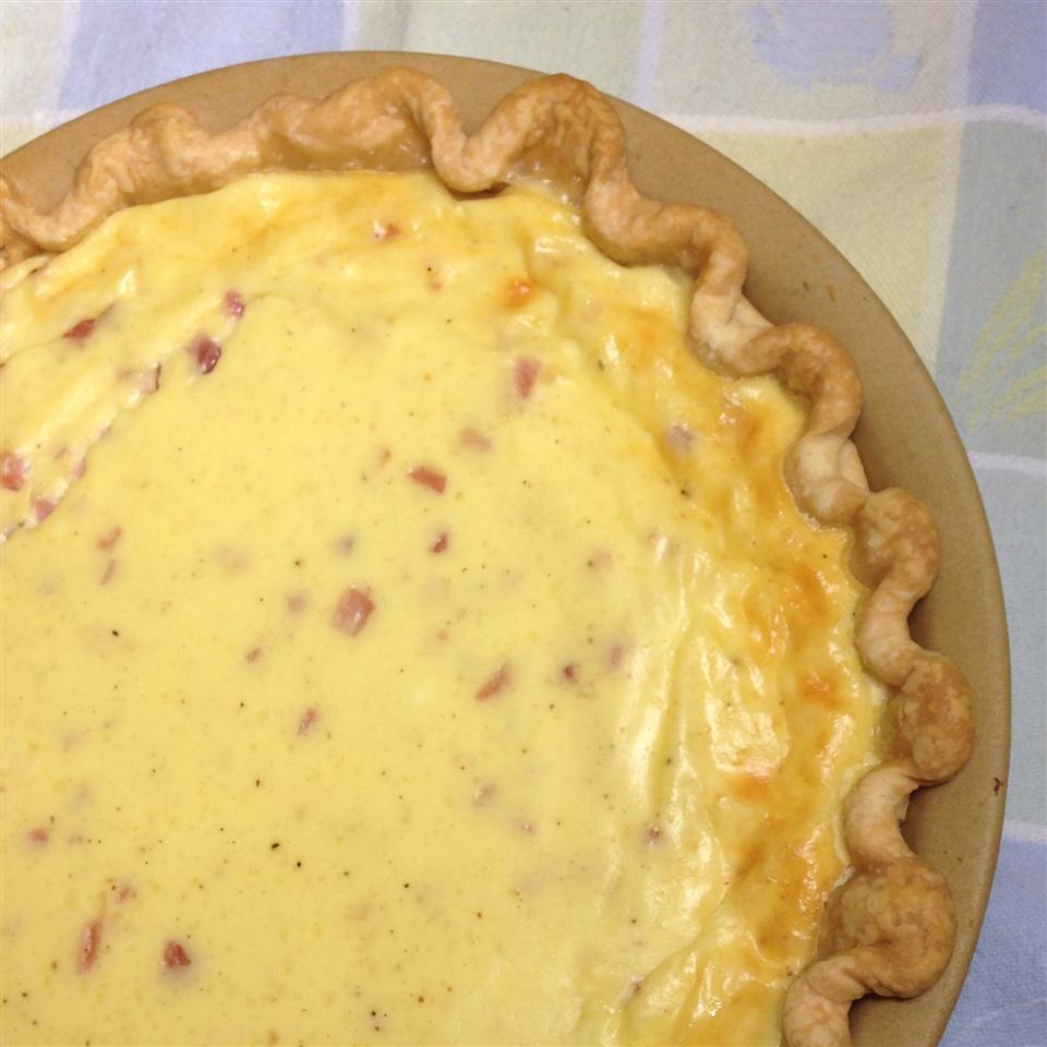 Swiss Ham Pie Paula