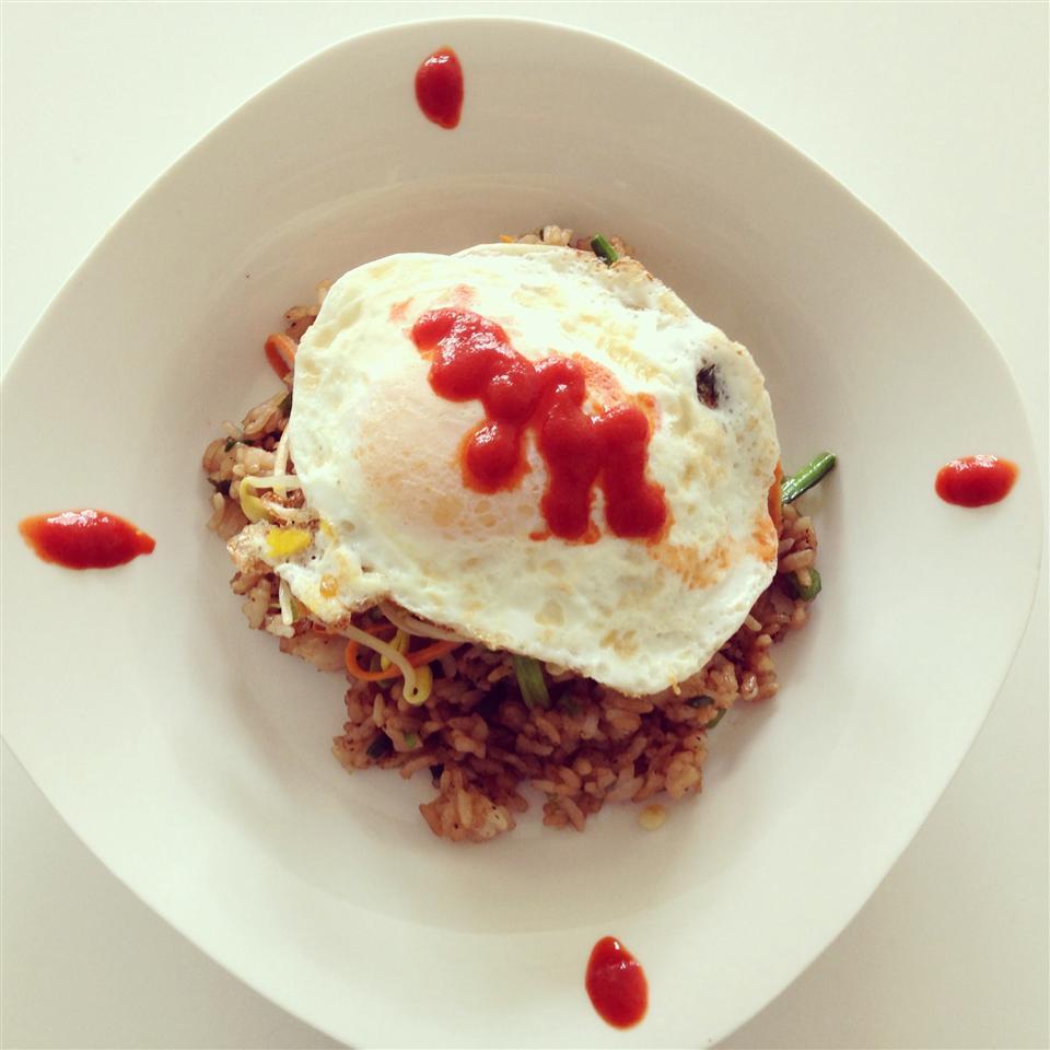 Vegetarian Bibimbap youshh