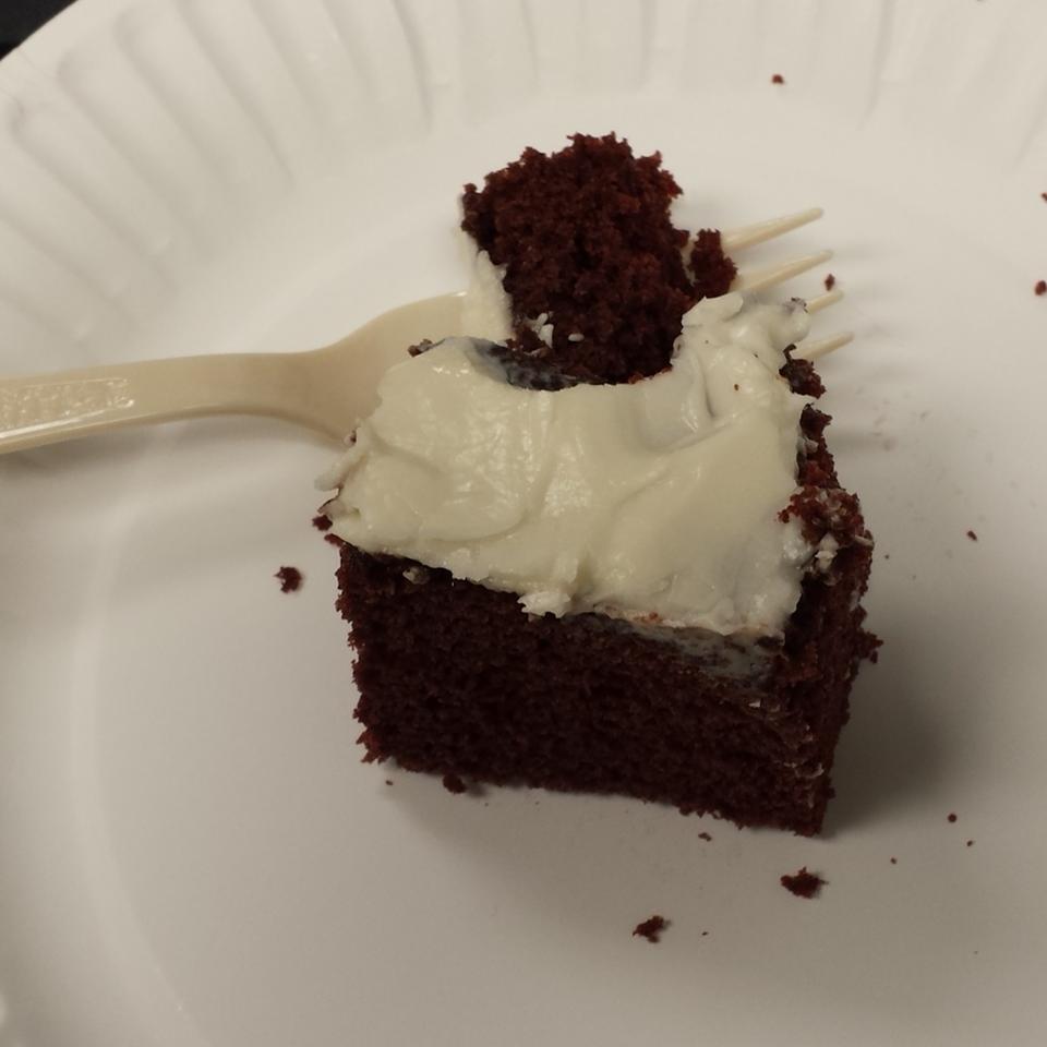 Linda Sue's Chocolate Cake (Vegan) Lady at the Stove