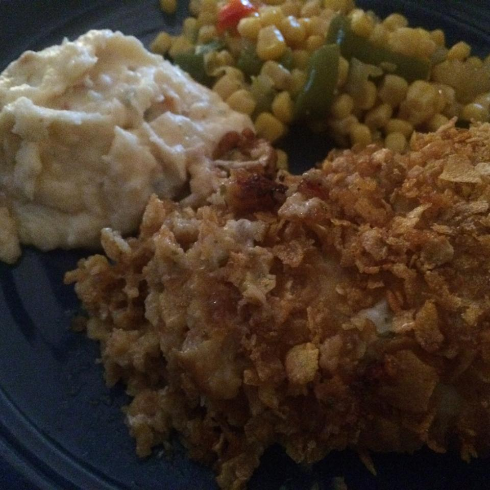 Baked Ranch Chicken terelo