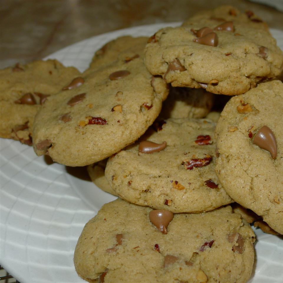 Chocolate Chip Cookies (Gluten Free) silentturnip