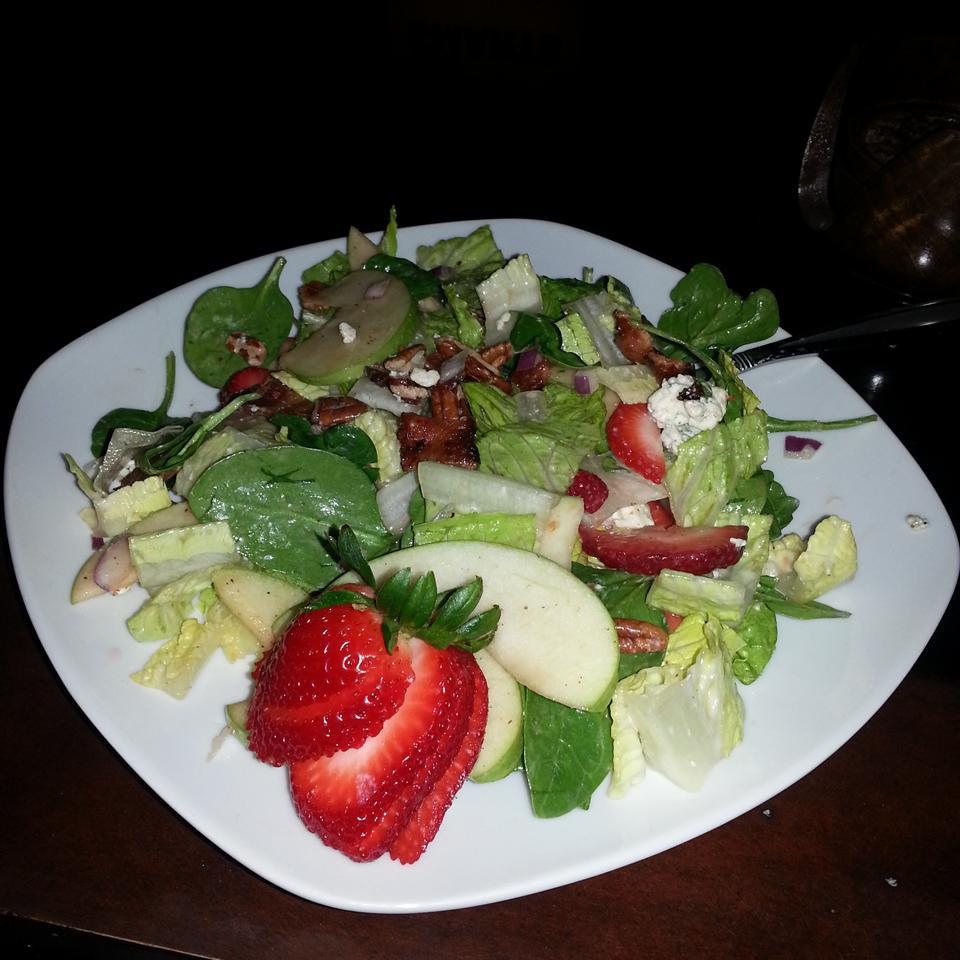 Apple Blue Cheese Salad fisher_mt_biker
