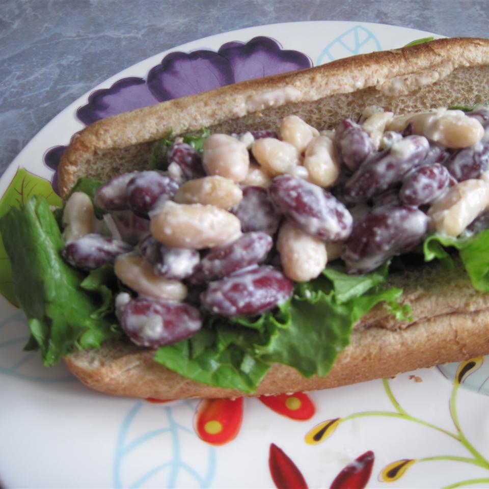 New England Bean Dip Clover