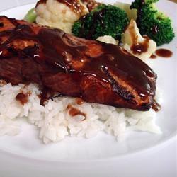 Super Grilled Salmon San Diego Michelle