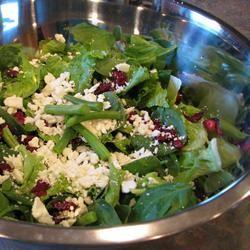 Green Bean Salad with Feta Carrie Gnauck