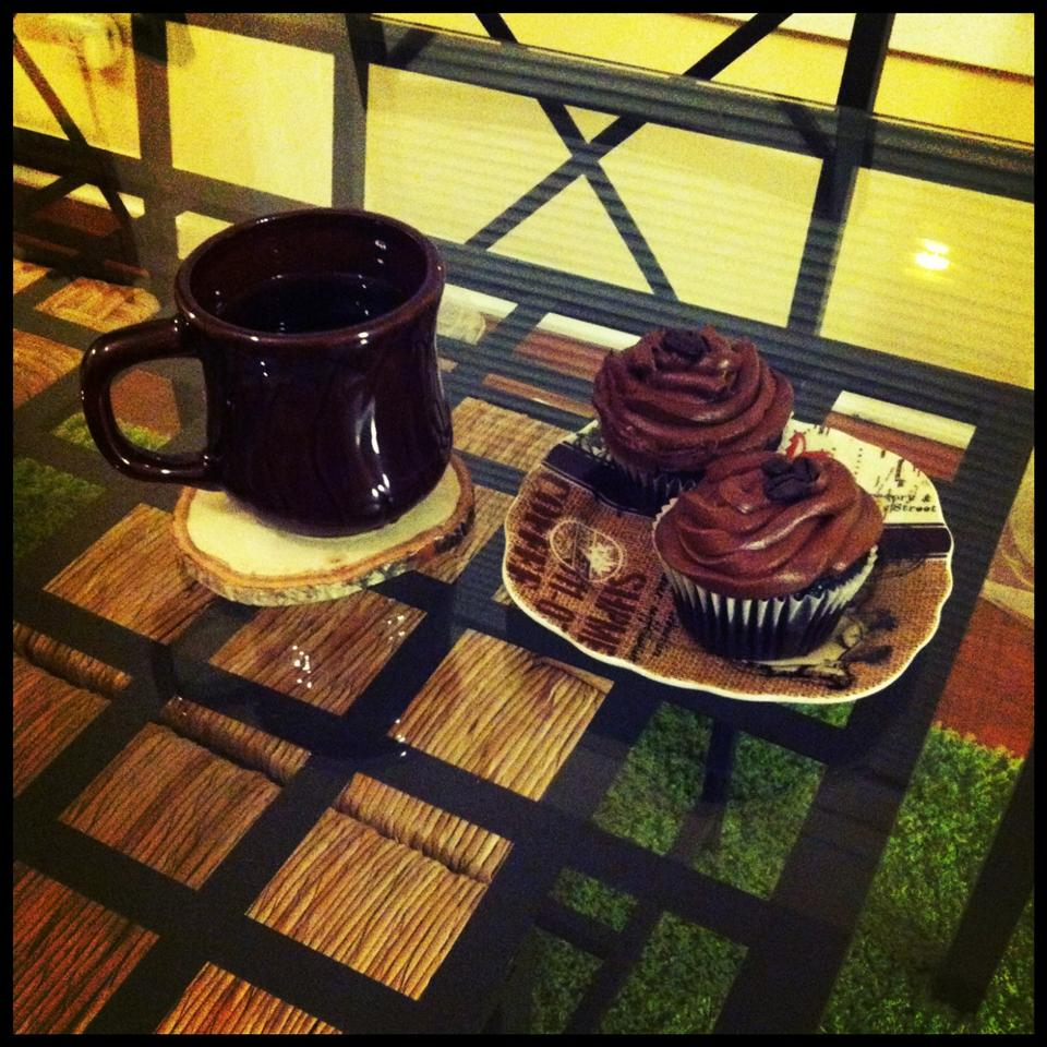 Simple 'N' Delicious Chocolate Cake Mia84