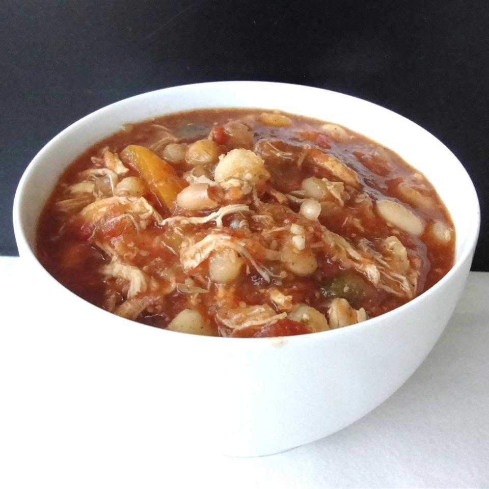 Chile Chicken Chili