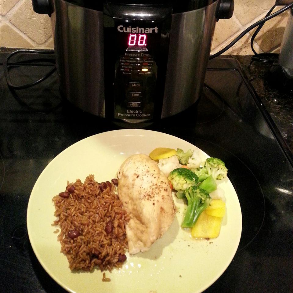 Party in Yo' Mouth 10-Minute Pressure Cooker Jerk Chicken Breasts Mimi Lori