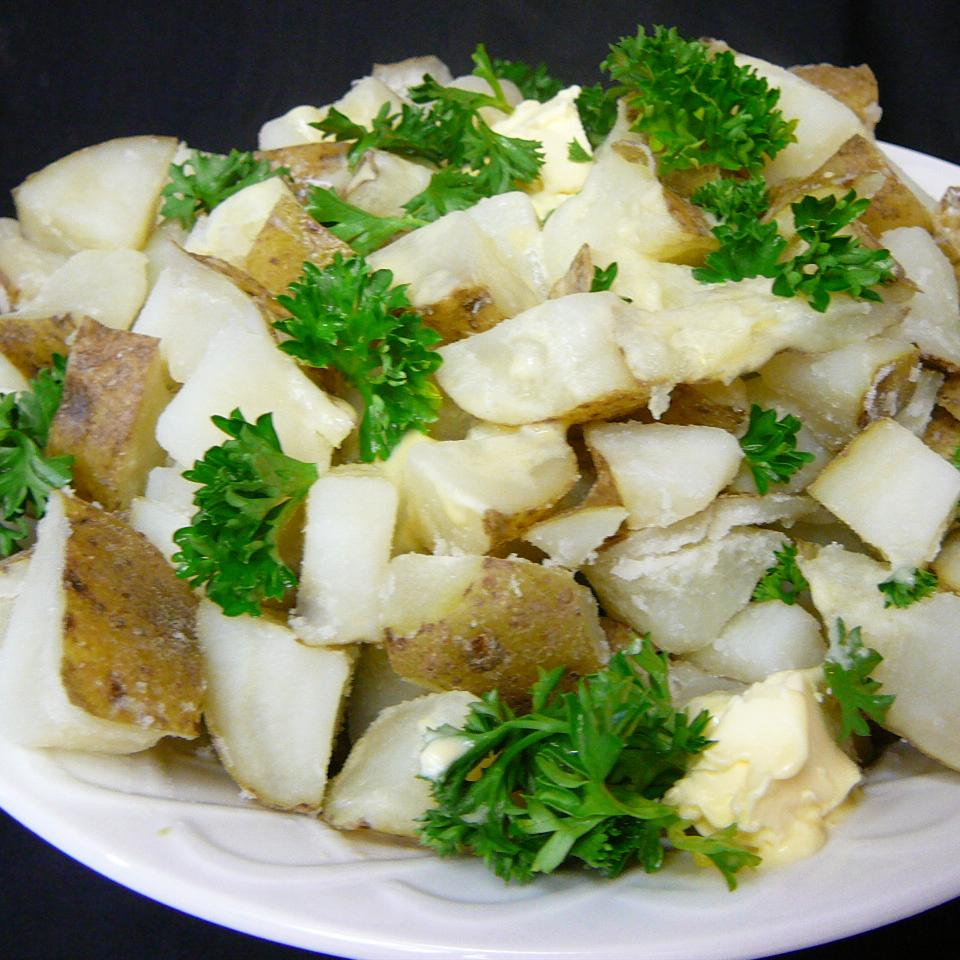 Lengenberg's Boiled Potatoes Molly