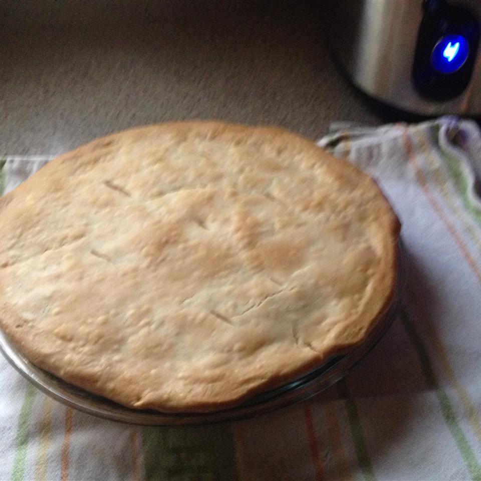 Luscious Chicken Pot Pie