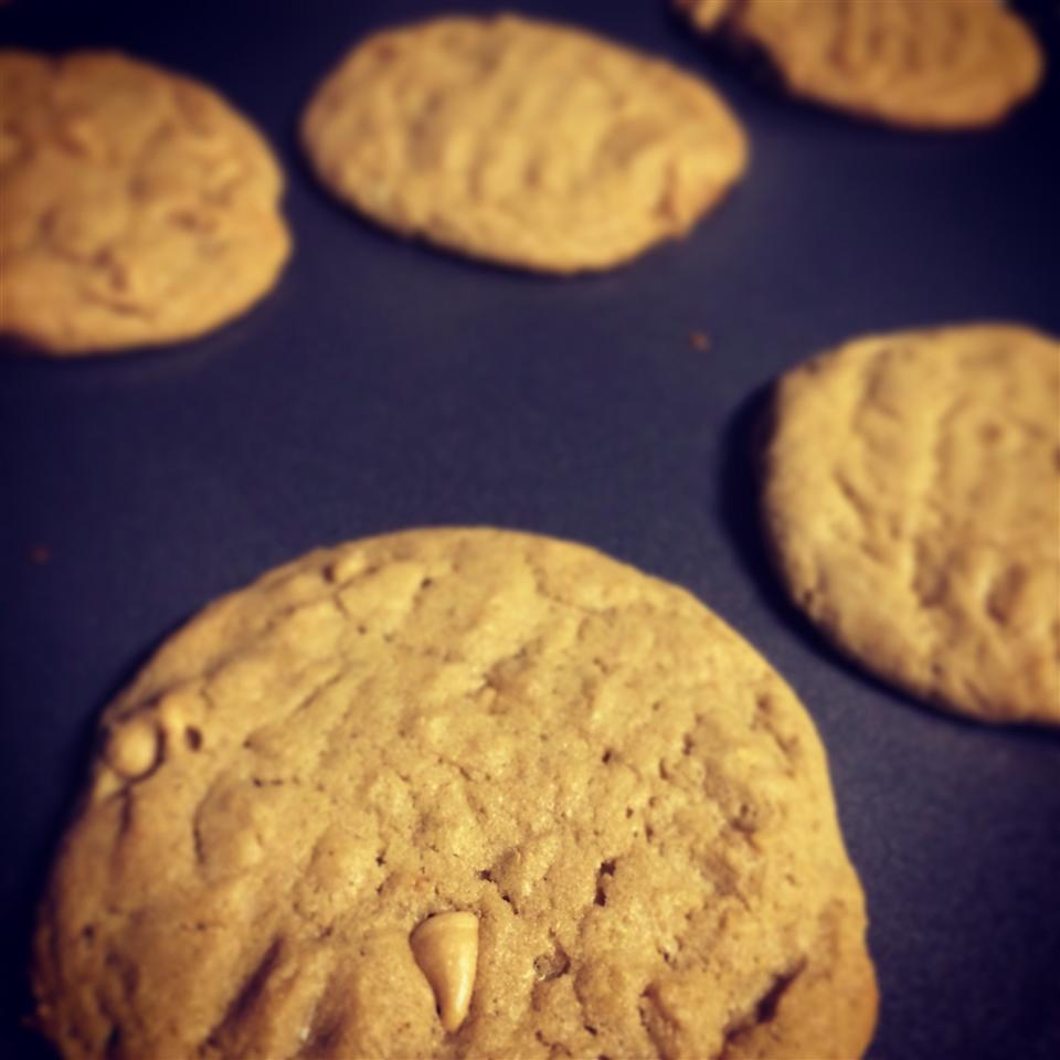 Doubly Delicious Peanut Butter Cookies prentgib