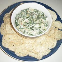 Best Ever Spinach Artichoke Dip Jenn Carter