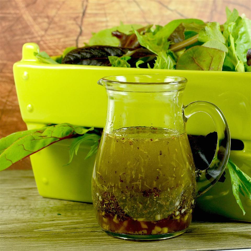 Jacolyn's Herbed Vinaigrette bd.weld