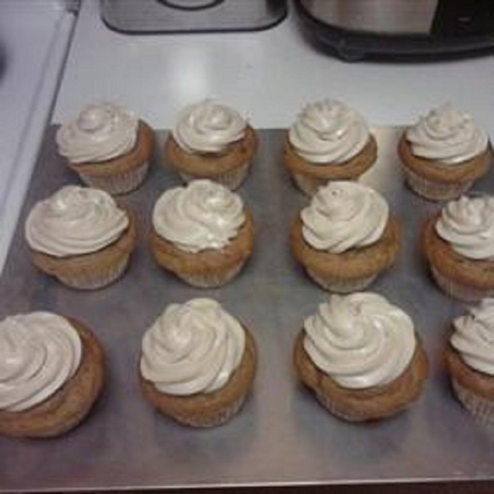 Fluffernutter Cupcakes Natalie Perry