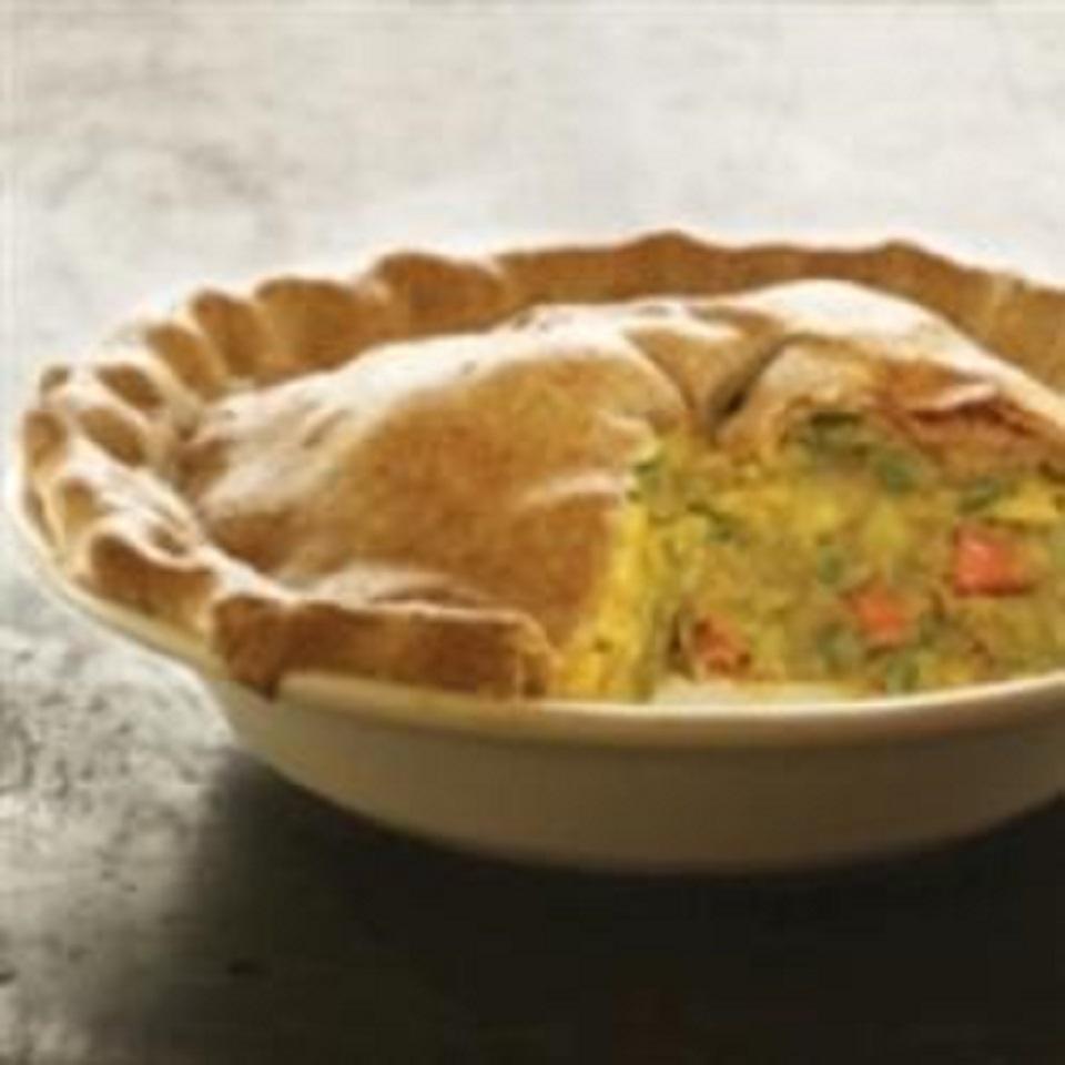 Indian Samosa Pie Susan R.