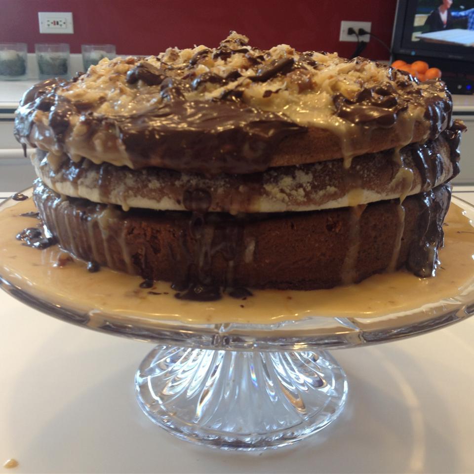 German Chocolate Cake III cheech