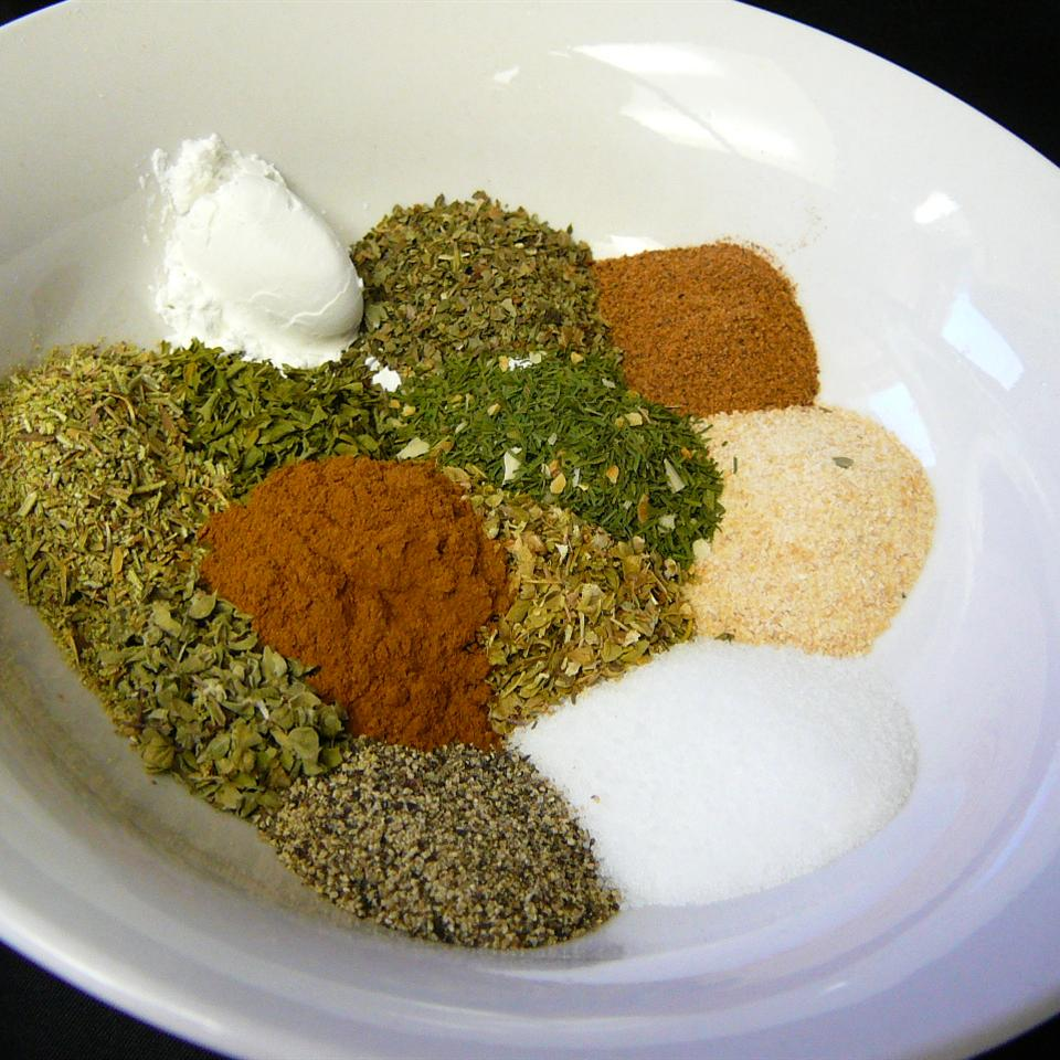 Greek Seasoning Blend