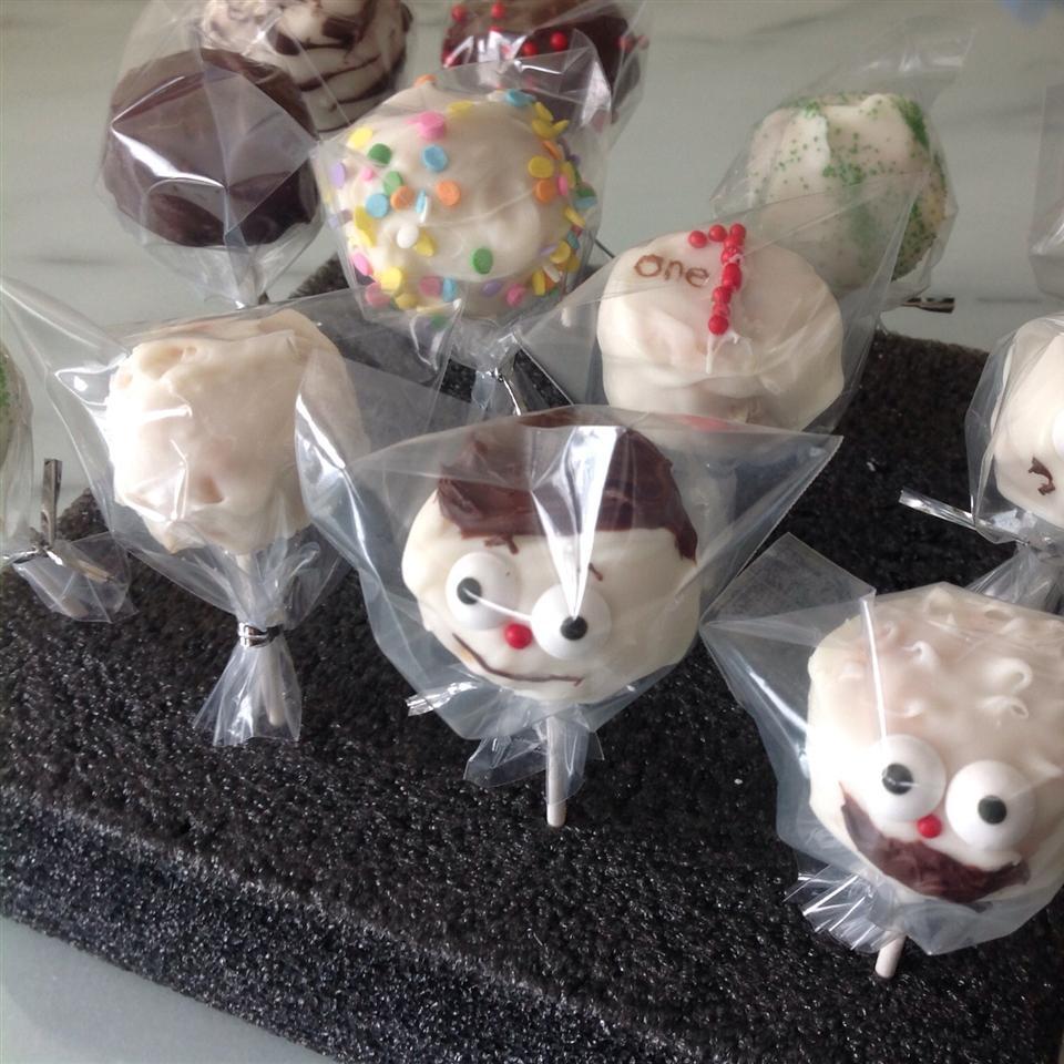 Cake Balls makmak
