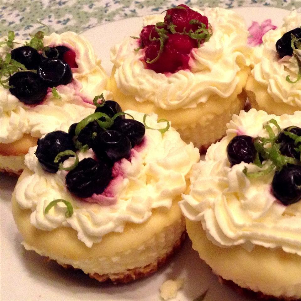 Mini Cheesecakes from PHILADELPHIA®
