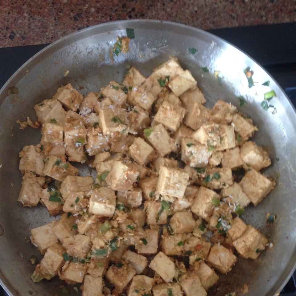 Amazing Simple Thai Tofu JacquelineW