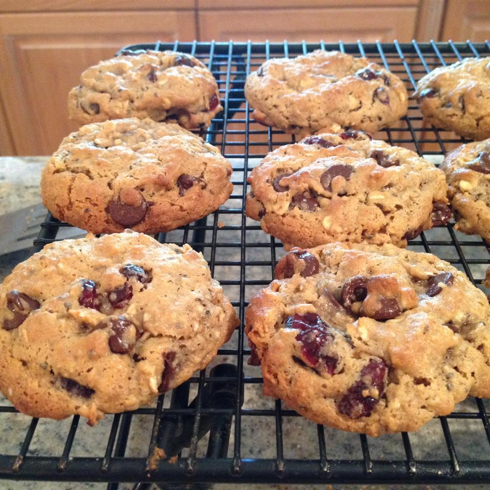 Whole Grain Breakfast Cookies punkim30