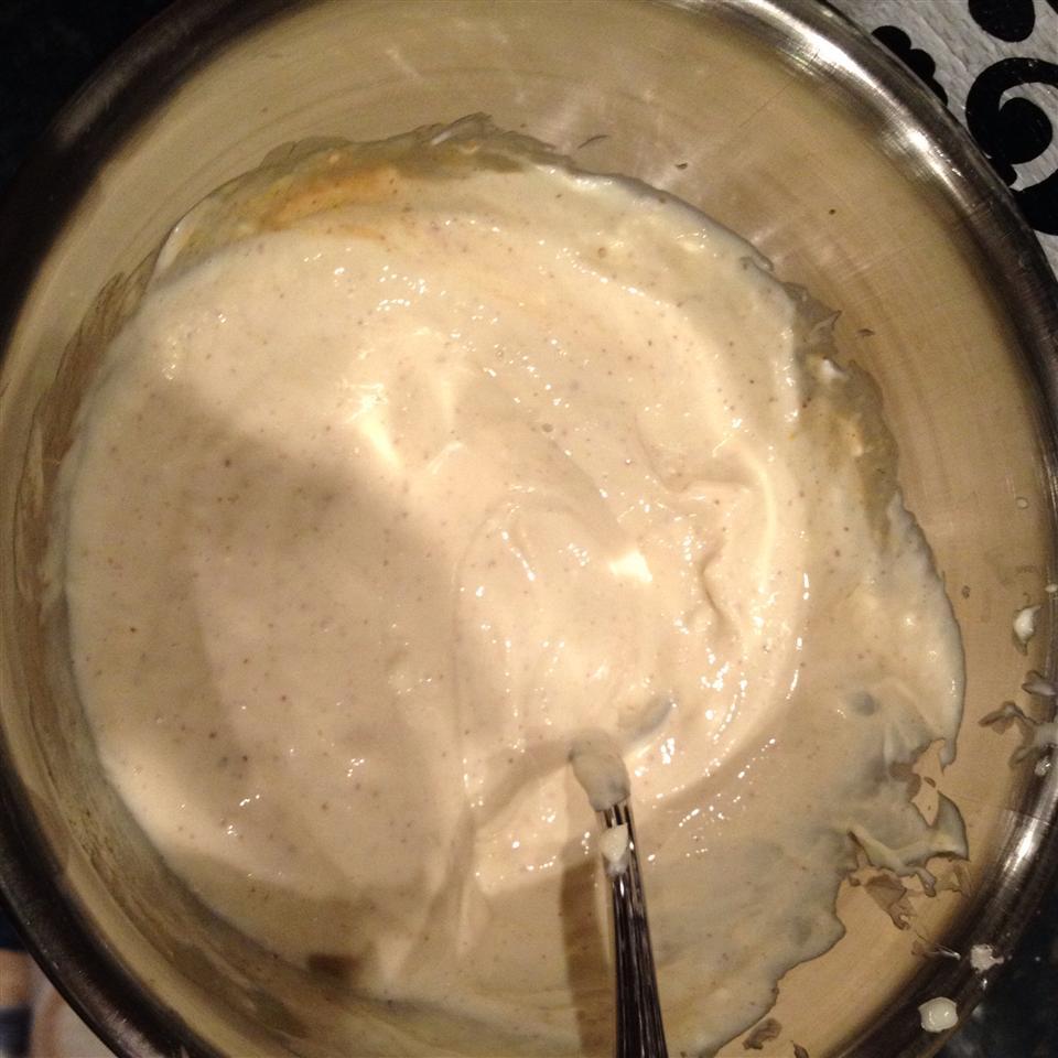 Mustard Mayonnaise Sauce cgsailor12