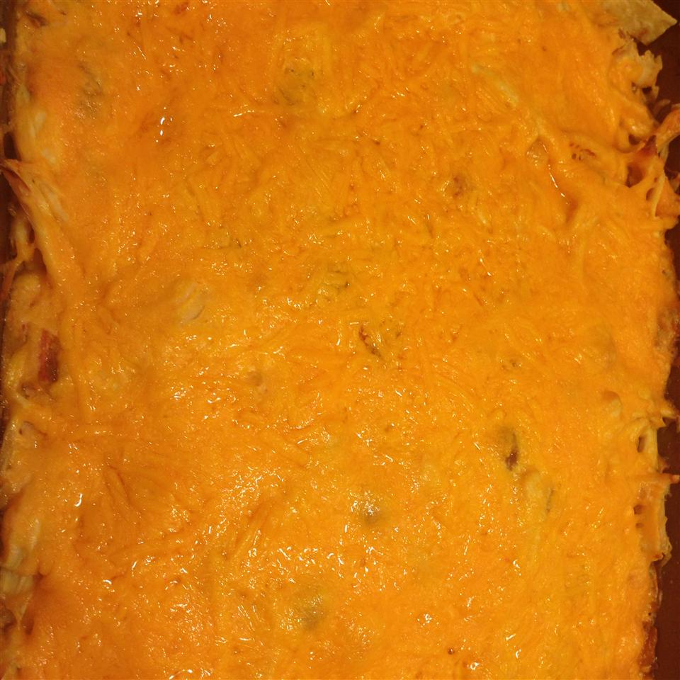 Chicken Enchilada Casserole II Carolina Powers