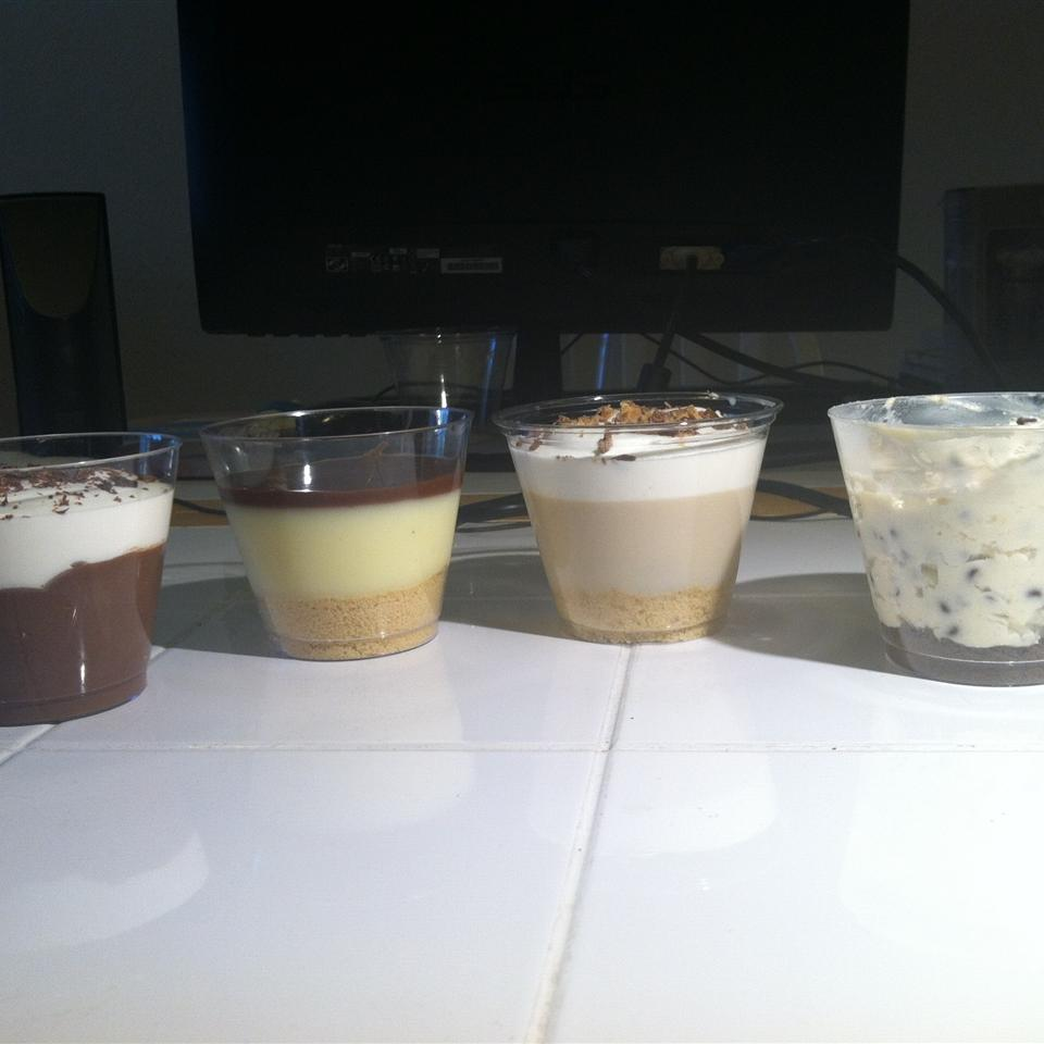 Pudding from Scratch
