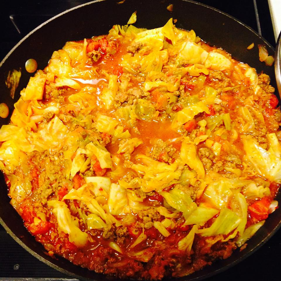 Unstuffed Cabbage Roll Anonymous