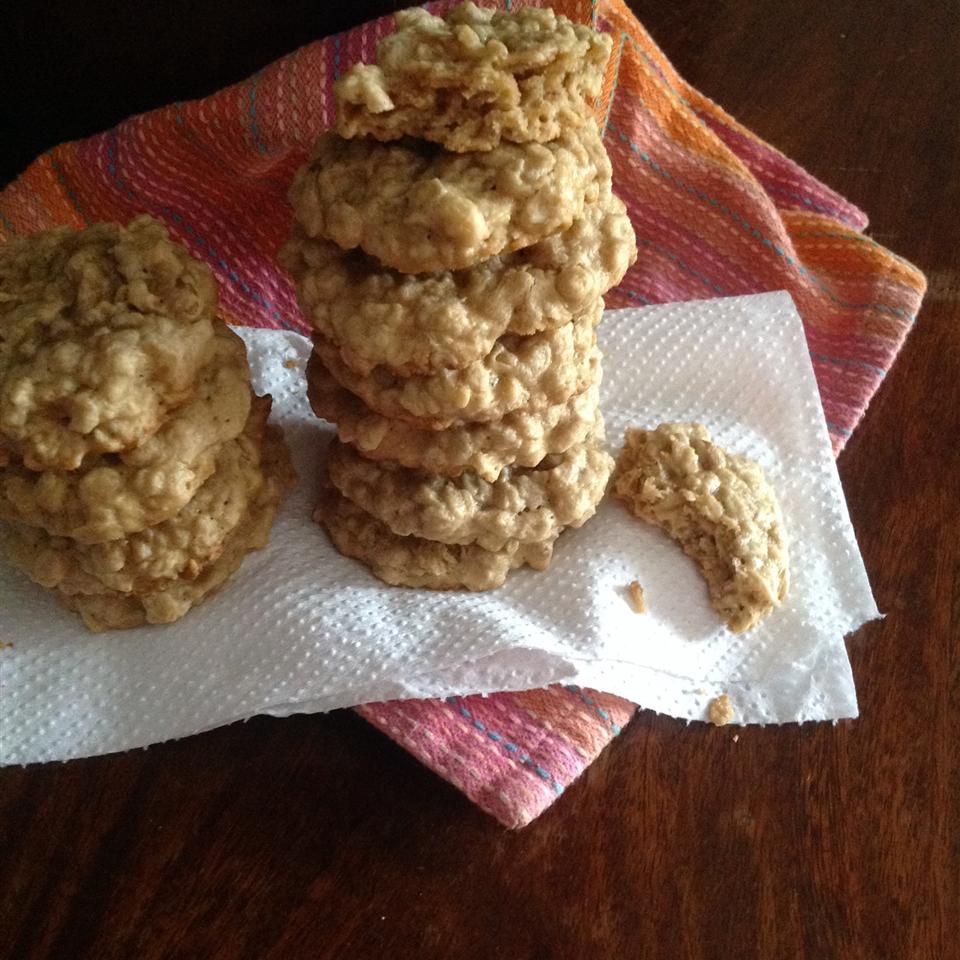 Oatmeal Banana Nut Cookies Shay Shih