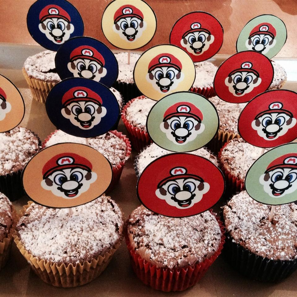 Brownie Cupcakes Jennifer Rathmell